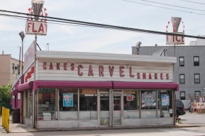 Carvel Ice Cream, Metropolitan Ave, Ridgewood